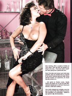 Retro magazine No.169  greedy arsed girl  23