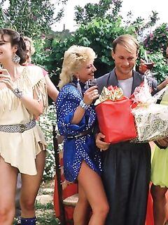 Sexy Barbara, Gabi, Sheila Princess and a girlfriend   38