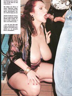 Retro magazine No.100  big tit fever  19