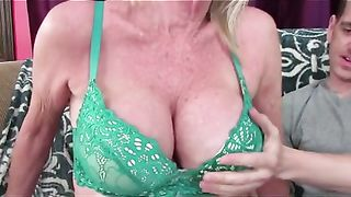Filthy 50 cum covered cougars