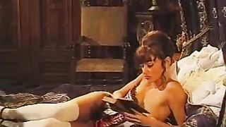 Anita Blond Lady in the Iron Mask