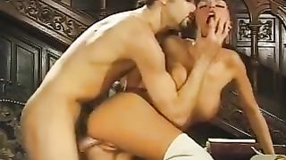 Lady in the Iron Mask sc.3 Anita Blond
