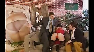 DBM - Sex Society scene Daniella Rush