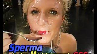 GGG - Sperma in den Mädchenmund