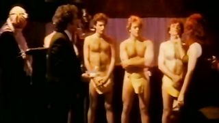 The T & A Team (1984) Orgy, classic