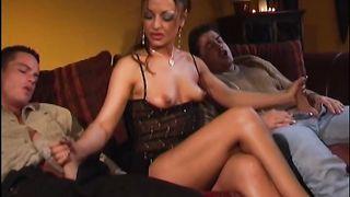 Pilar Fuentes - When Cougars Attack 1 (2010)