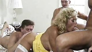 Air Tight (1999) milf, mature, gangbang Full movie