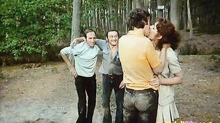 Le journal erotique d'un bucheron (1974) Boris Pradllay vintage