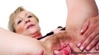 granny Antonia porn