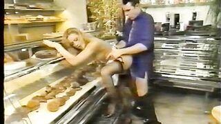 Les Miches de la Boulangere (1993) Michel Ricaud vintage