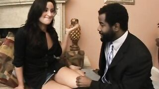 Anell Lopez Black Guys in Latin Thighs