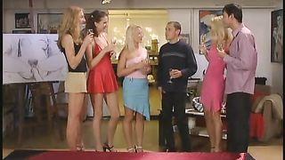 Nicoletta Blue porn video scene - Tresen Schlampen 3