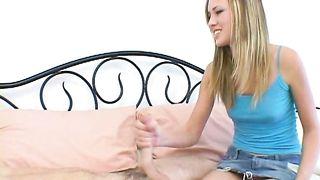 Madison Monroe - Handjobs With a Twist (CFNM Handjob)