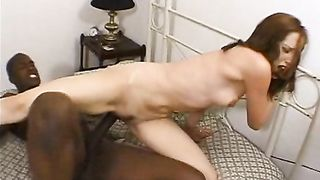 Little White Chicks Big Black Monster Dicks 4