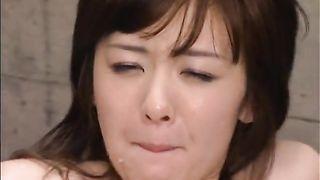 MIGD-077 FUCK Anal Bukkake! Ami Flower Palace