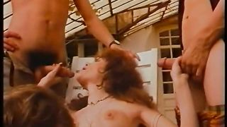 Passions anale aka: Privat Lektionen Doppel Anal (1986)
