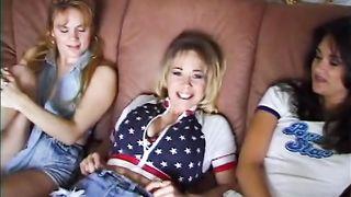 Stephanie Swift, Micki Lynn, Katilyn Ashley Cumback Pussy 6