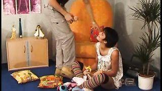 Bambie Dolce Baby Sitter Sverginata