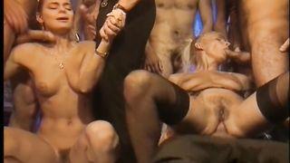 Zara Whites Gangbang